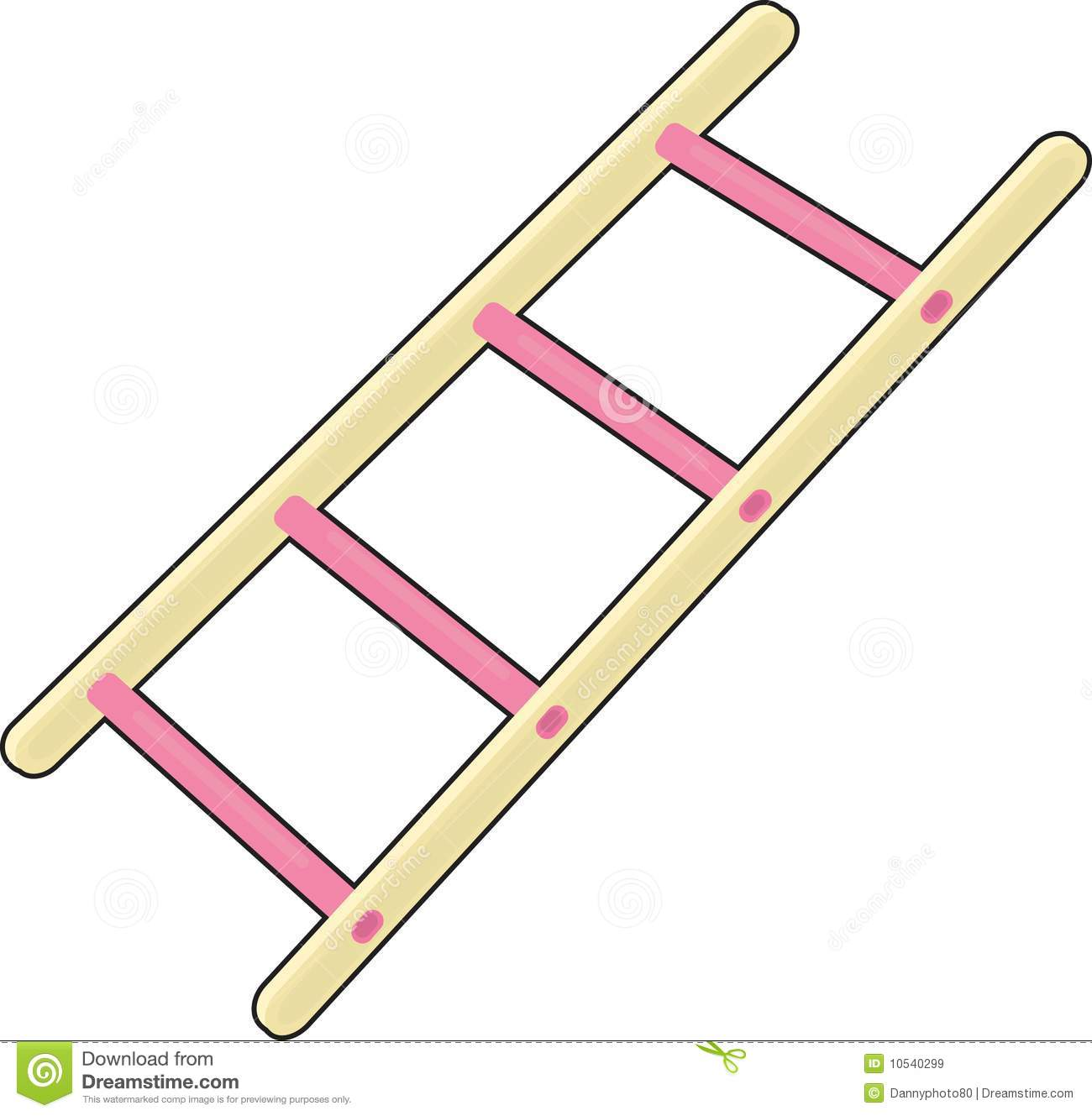 1300x1329 Colouful Clipart Ladder
