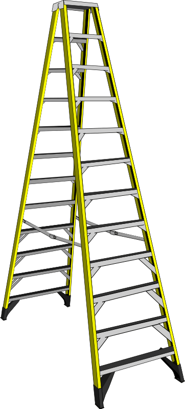 362x800 Jacob's Ladder Cliparts