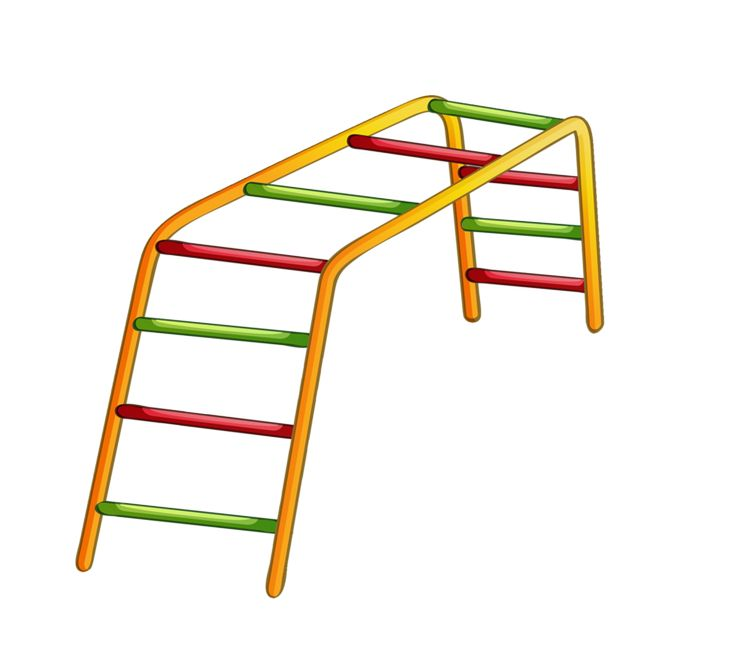 736x658 Playground Clipart Ladder