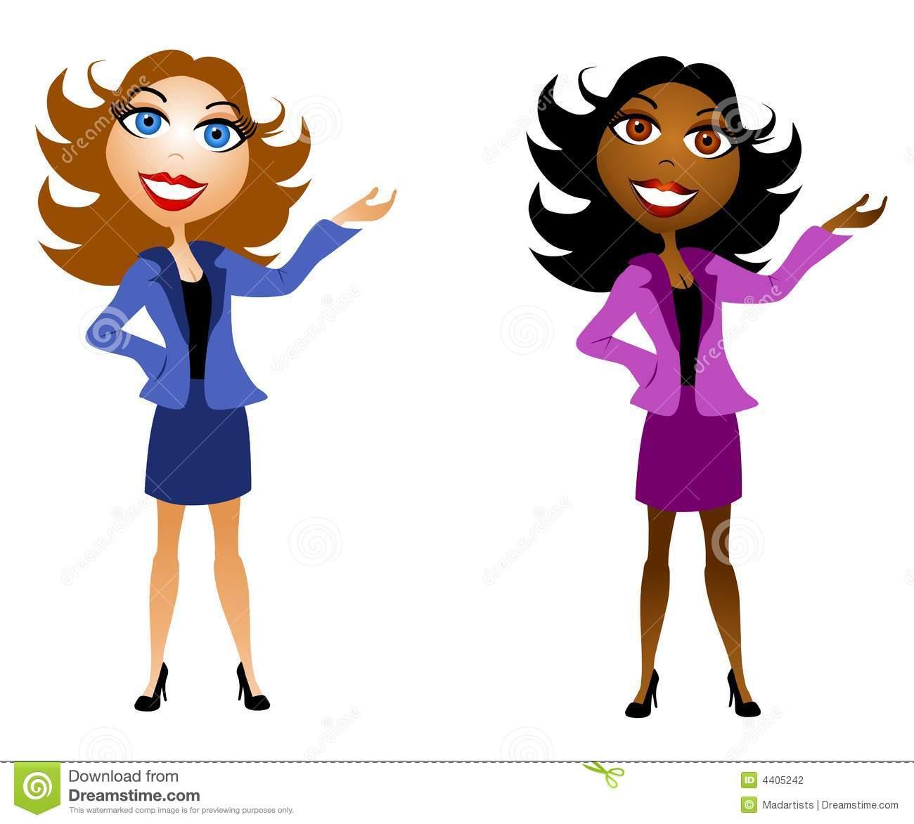 1300x1173 Business Women Clipart
