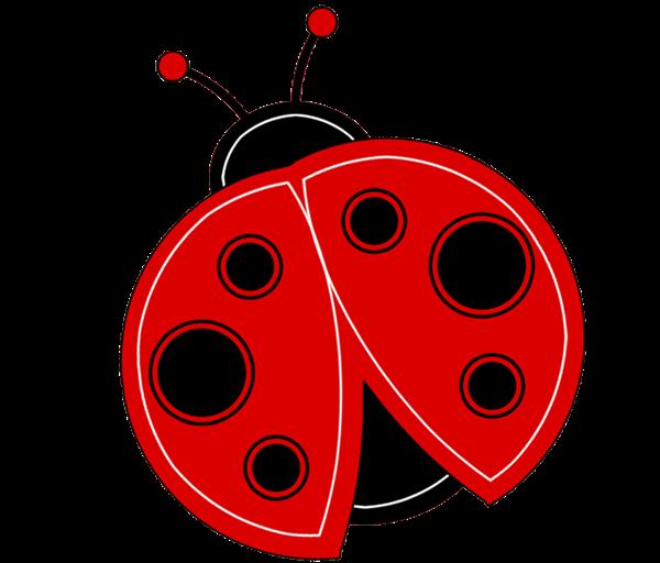 600x512 Ladybug Clipart Transparent