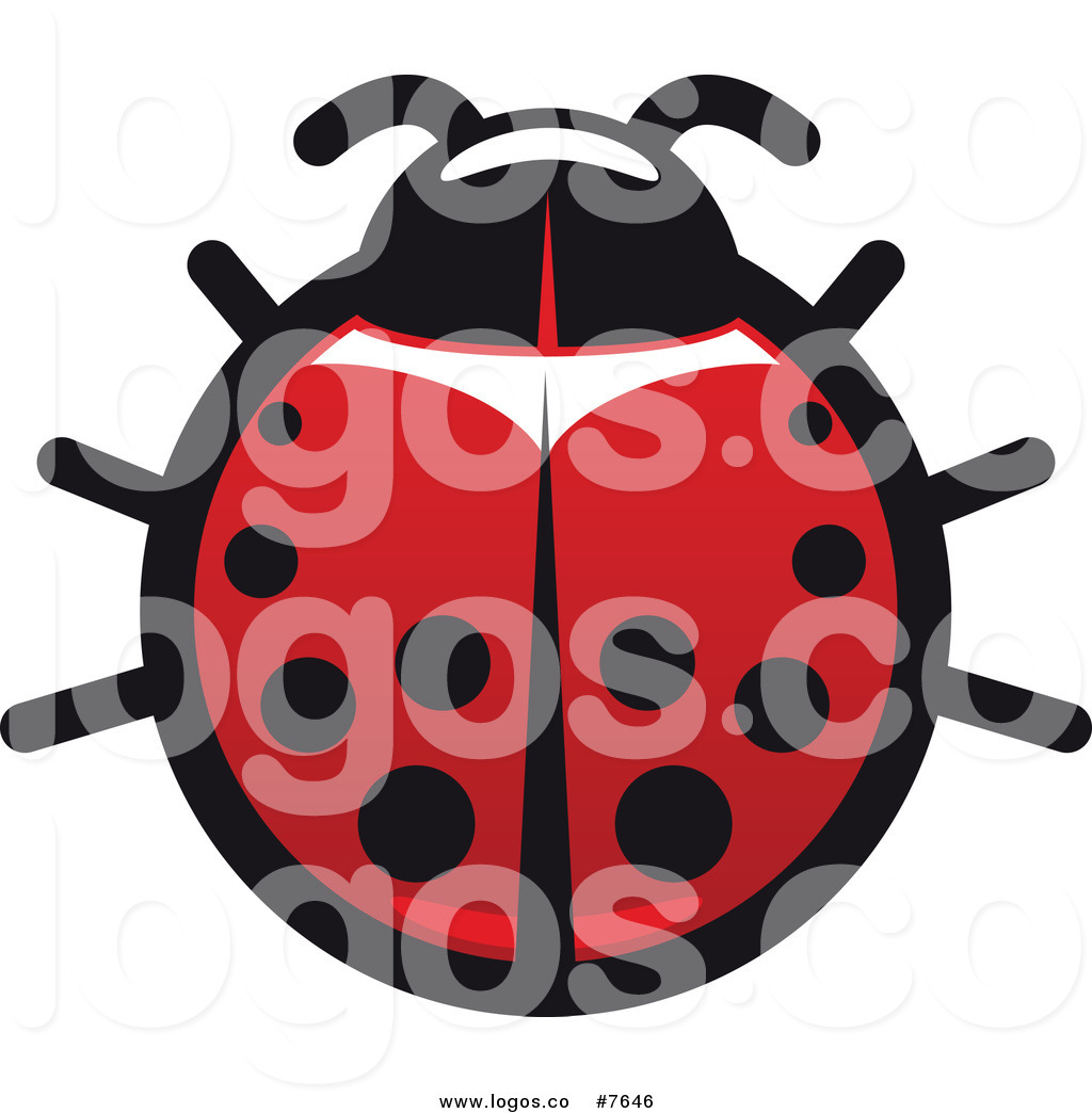 1024x1044 Royalty Free Clip Art Vector Logo Of A Spotted Ladybug By Vector