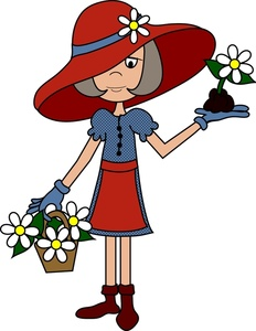 232x300 Free Gardener Clipart Image 0515 1005 1601 3238 Computer Clipart