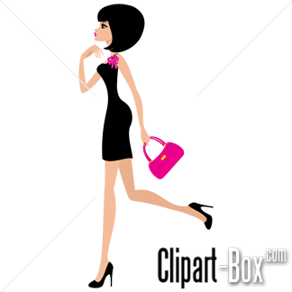 324x324 Clipart Fashion Lady Clipart Panda