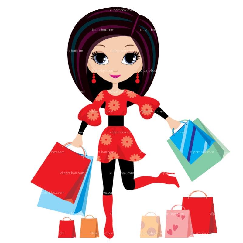 800x800 Women Shopping Clipart Shopping Images Clip Art 3 Gclipart Online