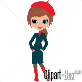 324x324 Lady Clipart