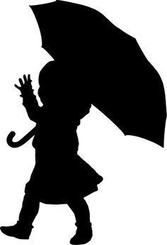 236x345 Vintage Swinging Girl Black Silhouette Baby Nursery Wall Mural
