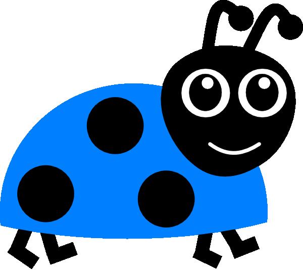 600x534 Blur Clipart Ladybird
