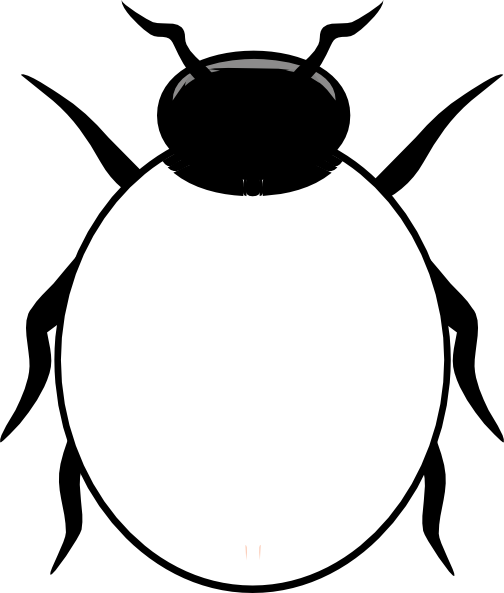 504x593 Ladybug Clip Art