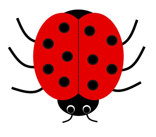 640x562 Ladybug Clip Art Free Download Clipart Images