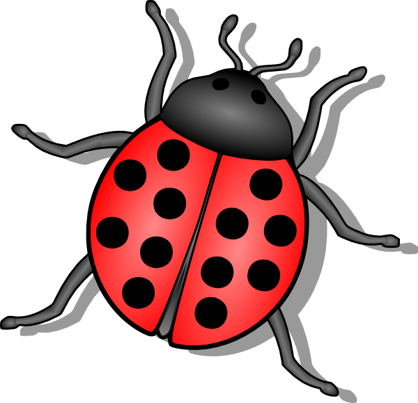 600x579 Lady Bug Clip Art Free Free Vector For Free Download About Image