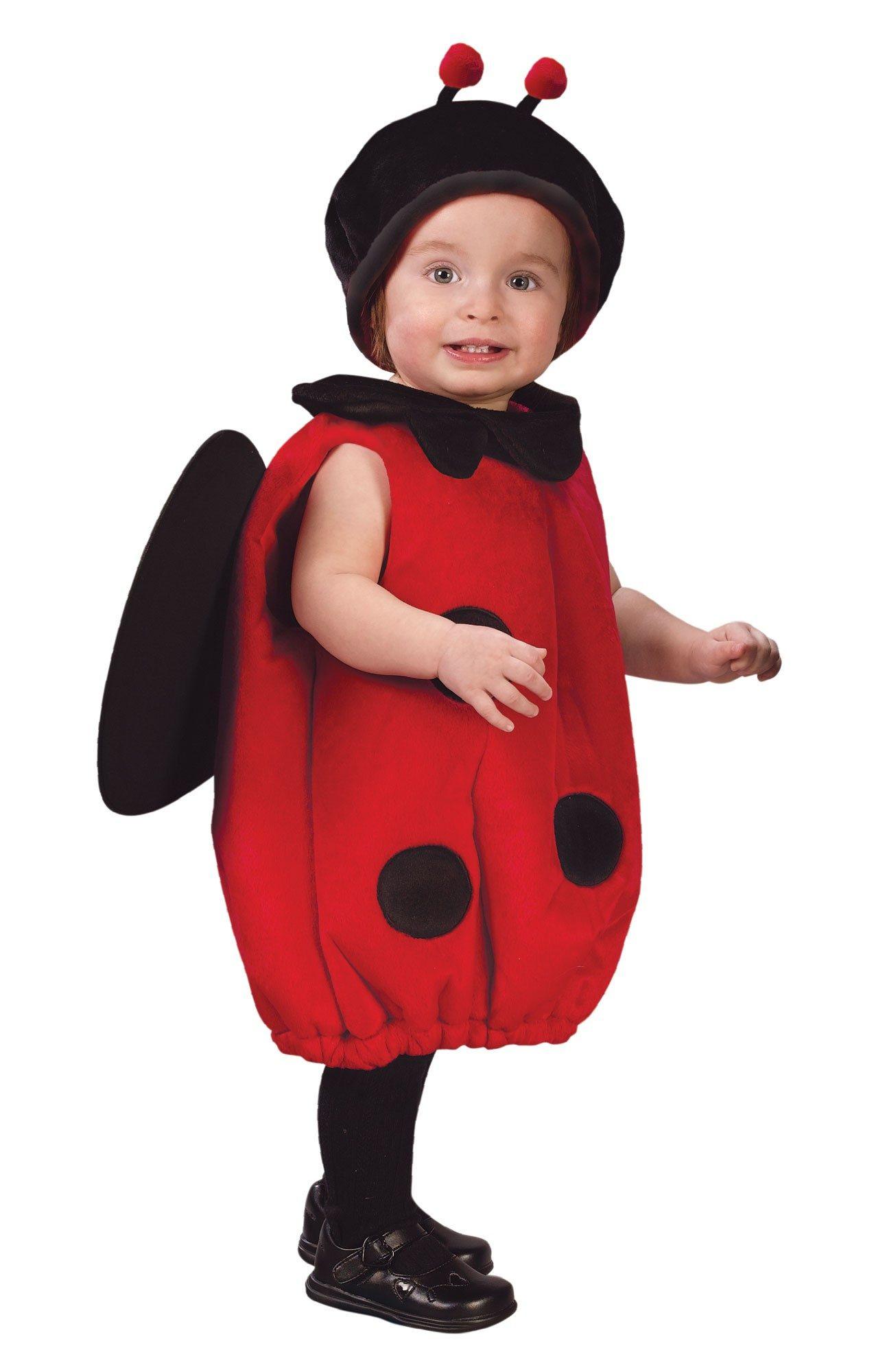 1274x2000 Baby Ladybug Toddler Costume