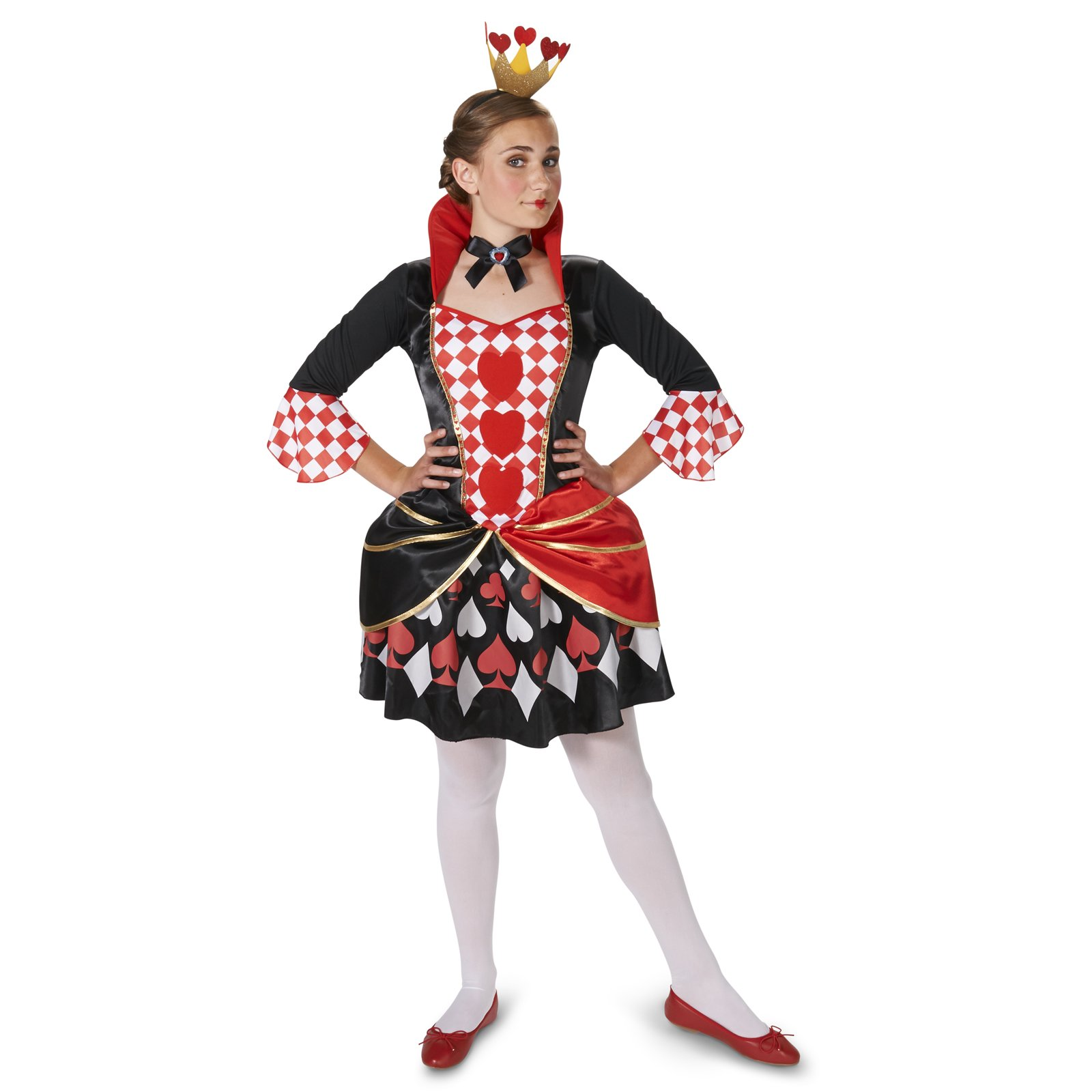 1600x1600 Buy Queen Of Hearts Adult Costume