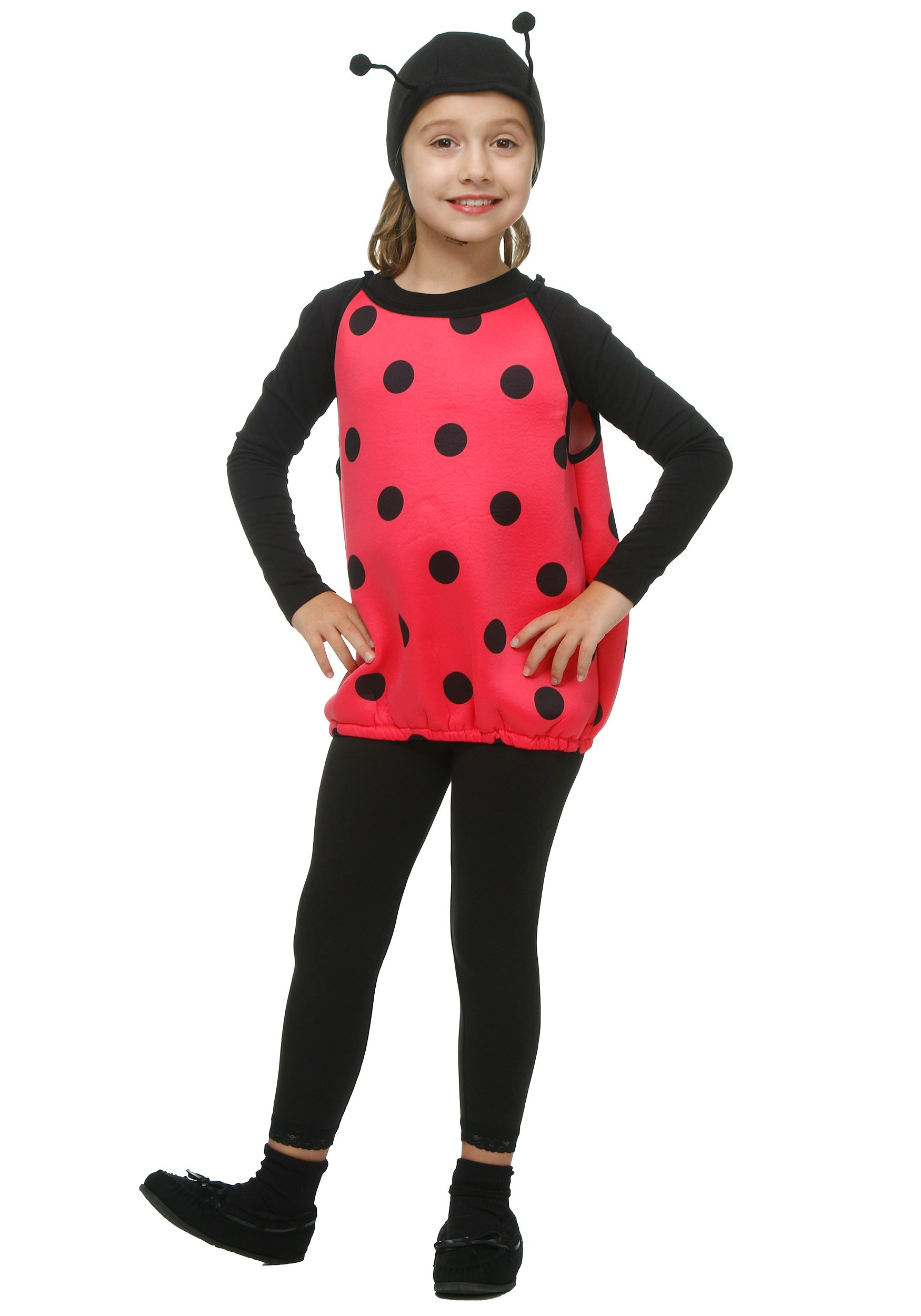 1750x2500 Ladybug Costumes For Girls Halloween Wikii