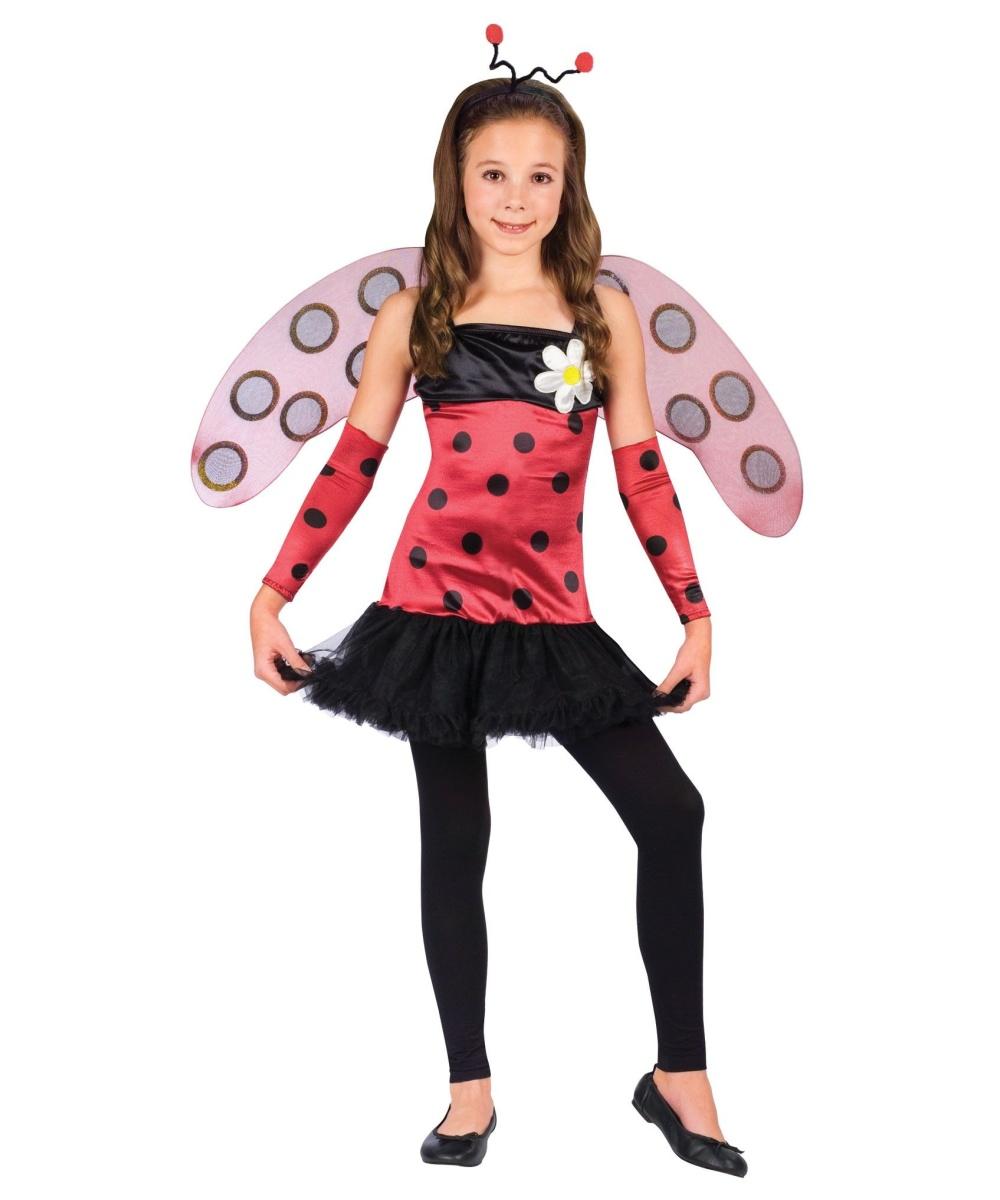 1000x1200 Ladybug Lovely Kids Costume