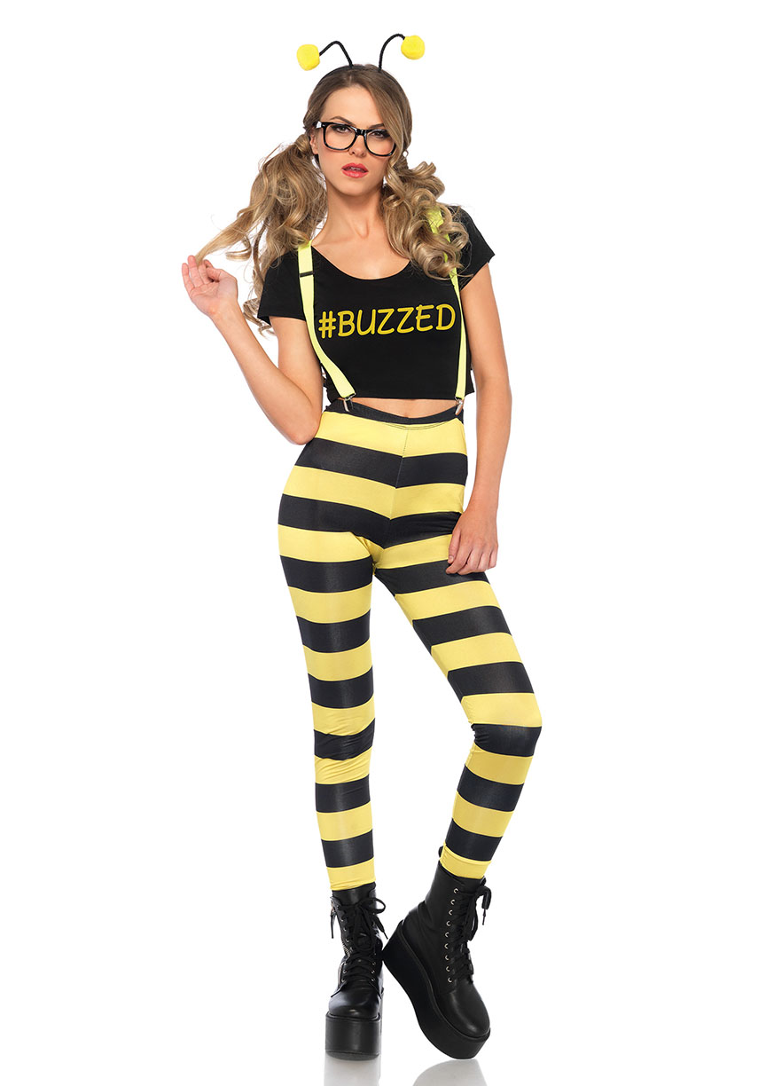 864x1224 Sexy Bumble Bee, Kitty Cat And Ladybug Costumes