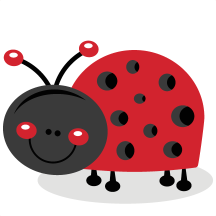 432x432 Cute Ladybug Svg Cutting Files For Cricut Silhouette Pazzles Free