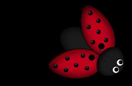443x289 Lady Bug Animated Clipart