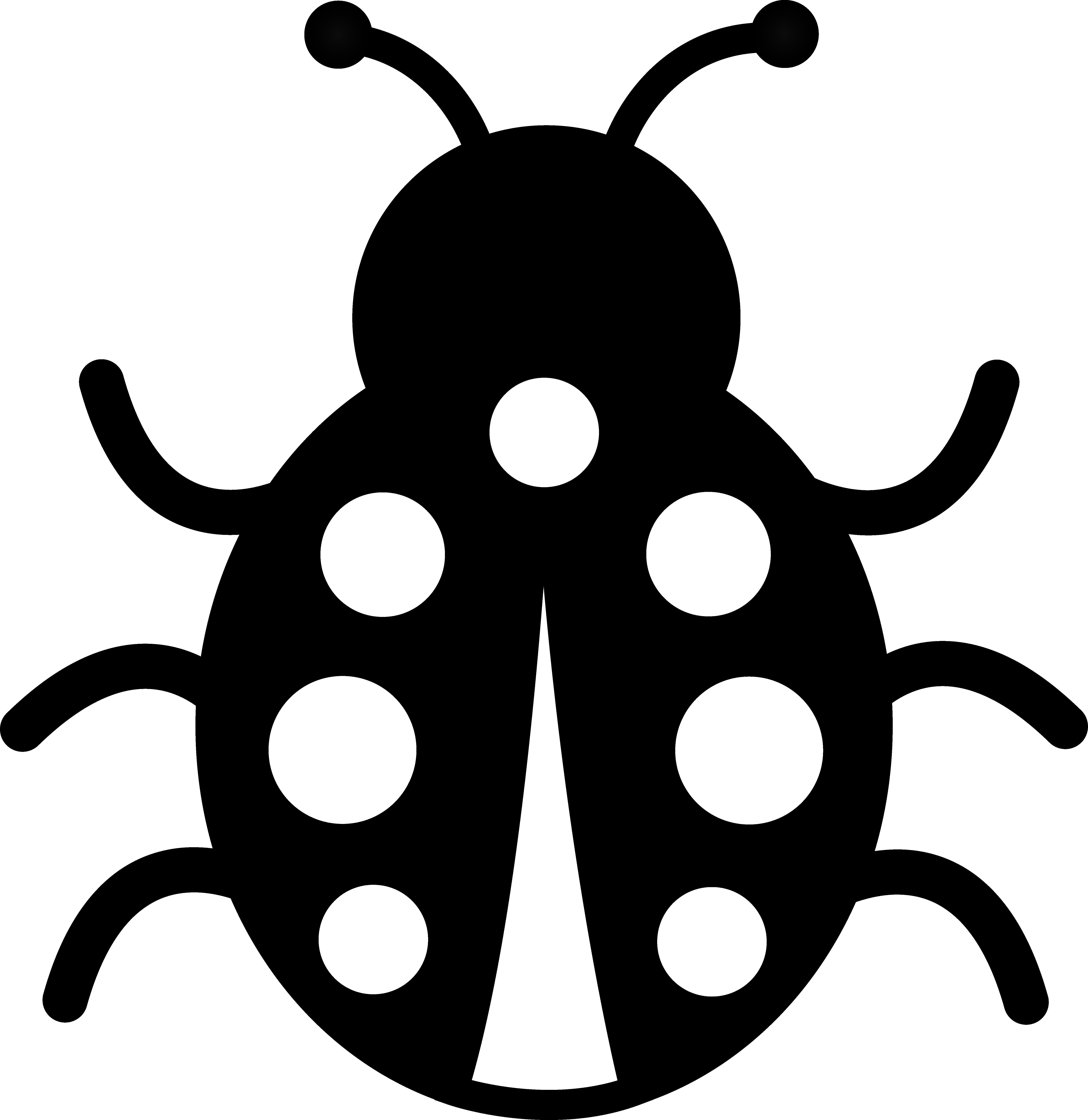6023x6200 Ladybug Clip Art Free Download Clipart Panda