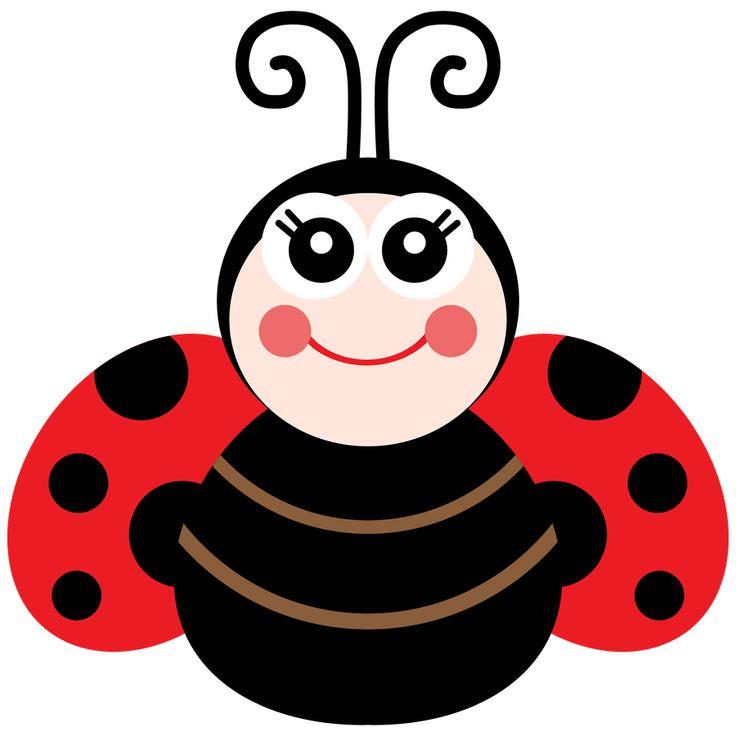 736x736 Ladybug Clipart Trail