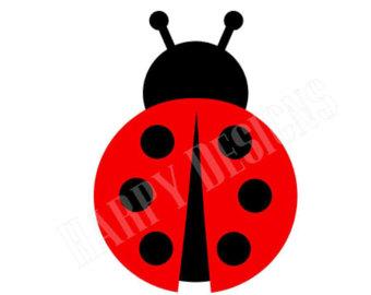 340x270 Ladybug Svg Etsy