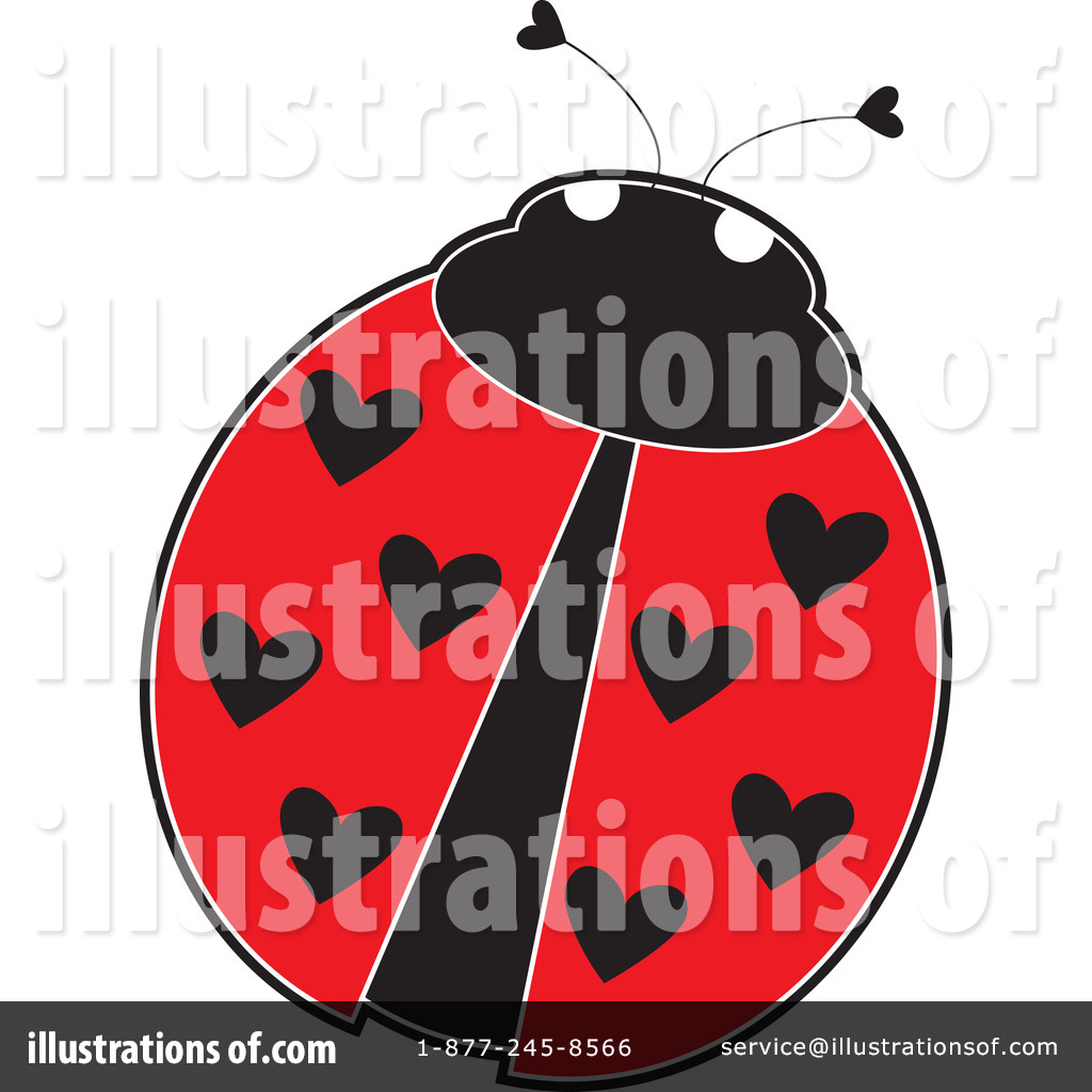 1024x1024 Ladybug Clipart