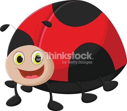 444x390 Ladybug Clipart Cute Smile