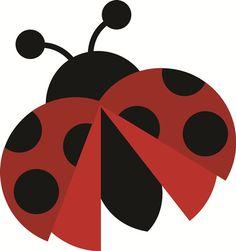 Ladybug Silhouette