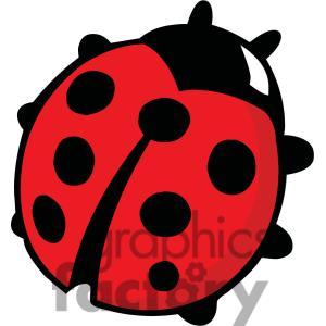 300x300 Ladybug Silhouette 1345660 2637 Royalty Free