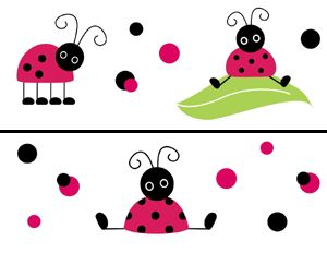Ladybug Wallpaper Cliparts