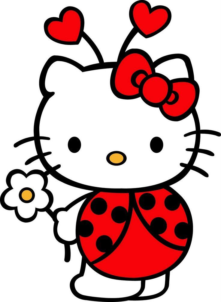 736x1009 Best Hello Kitty Clipart Ideas Hello Kitty Pics