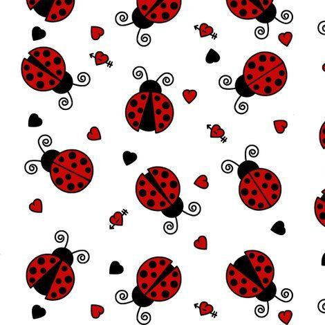 470x470 Wallpaper Clipart Ladybug