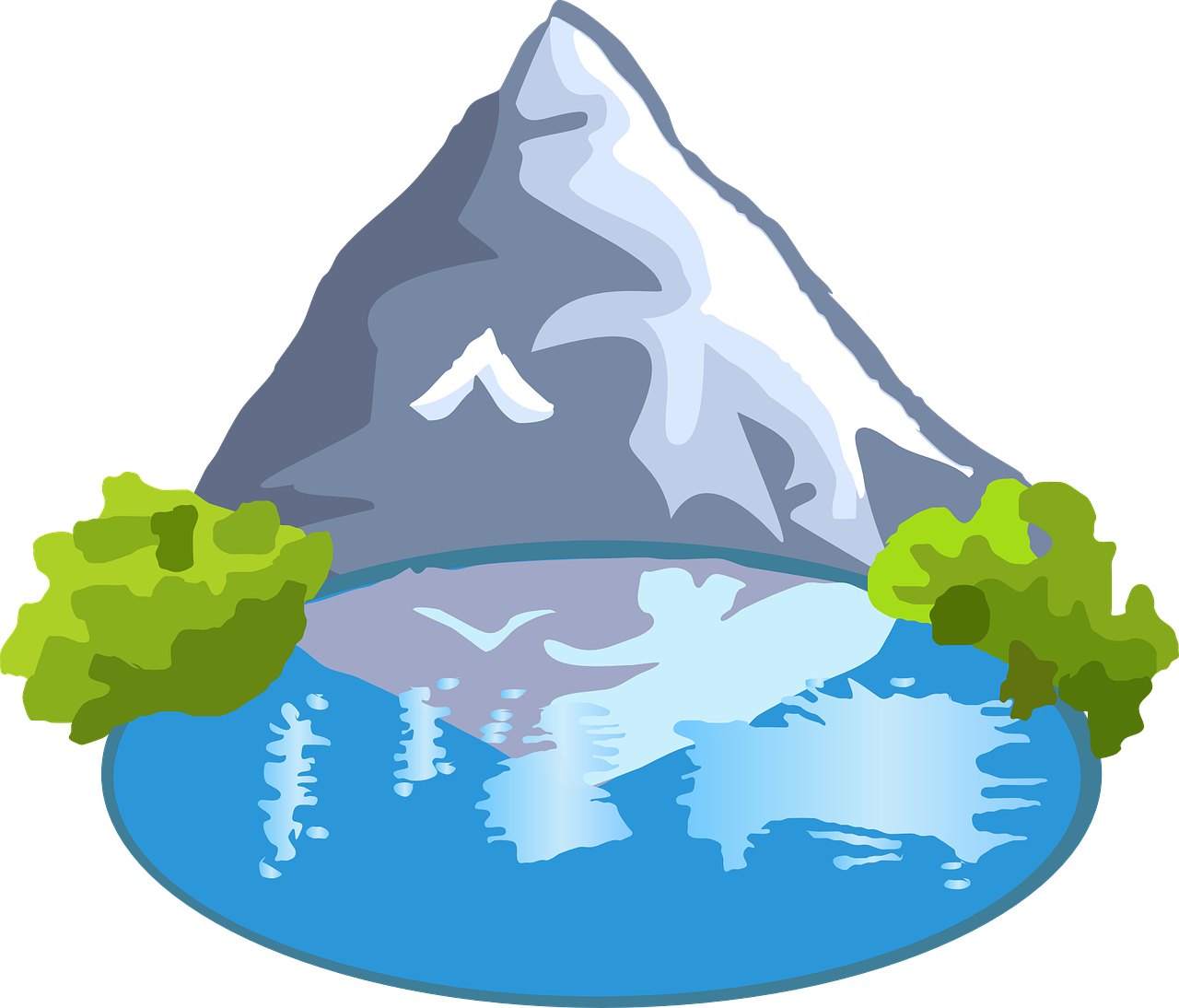 1280x1094 Lake Clip Art Tumundografico 3