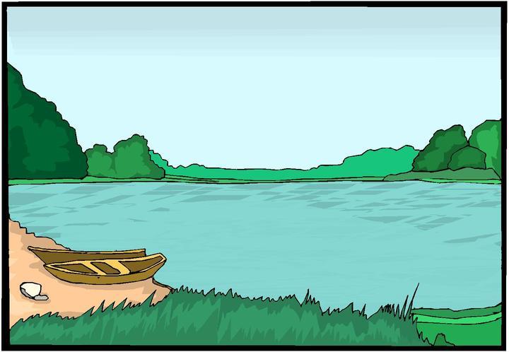 720x498 Top 50 Lake Clip Art