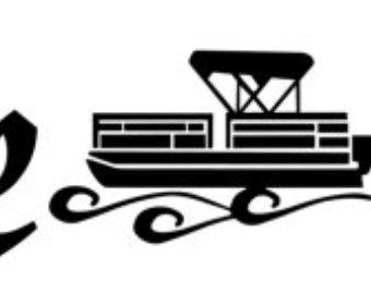 340x270 Pontoon Boat Clip Art Many Interesting Cliparts