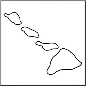 304x304 Clip Art Landforms Archipelagolakes Bampw I Abcteach