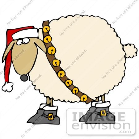 450x450 Lamb Clipart Christmas