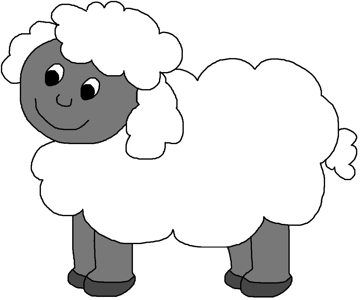 1165x966 Sheep Black And White Clip Art Sheep Mask Clipart 2