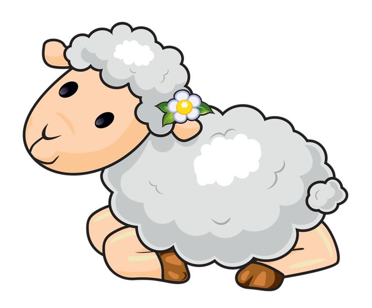 736x610 Lamb Clipart Christmas