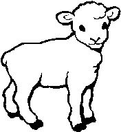176x192 Lamb Clipart Lamb God