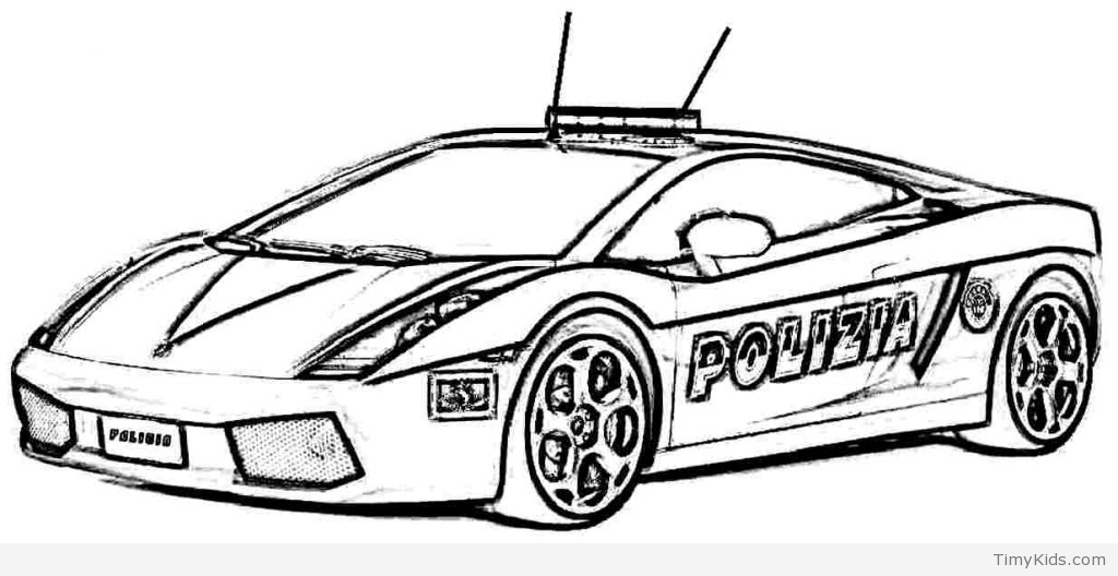 Lamborghini Coloring Pages | Free download best Lamborghini ...