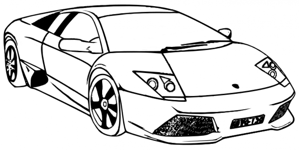 lambergini coloring pages | Lamborghini Coloring Pages | Free download best ...