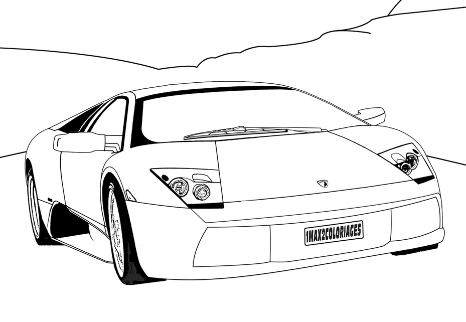 929x642 Murcielago Coloring Pages