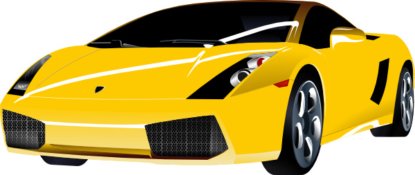 600x254 Lamborghini Clipart Lambo