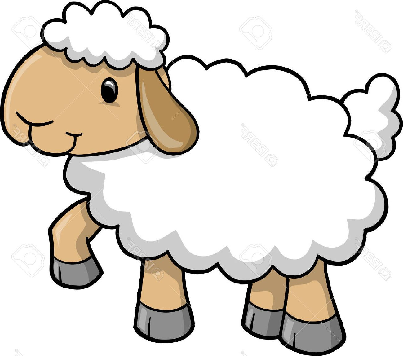 1300x1149 Lamb Clipart Spring Lamb