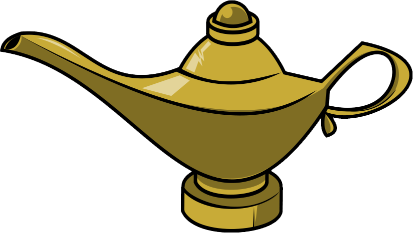 826x467 Lamp Clipart Aladdin Lamp