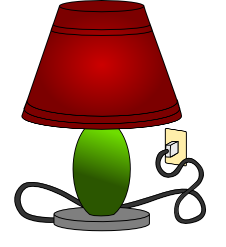 452x493 Lamp Clip Art Amp Look At Lamp Clip Art Clip Art Images