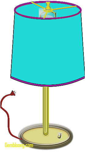 278x500 Table Lamps Design. Lovely Table Lamp Clipart Table Lamp Clipart