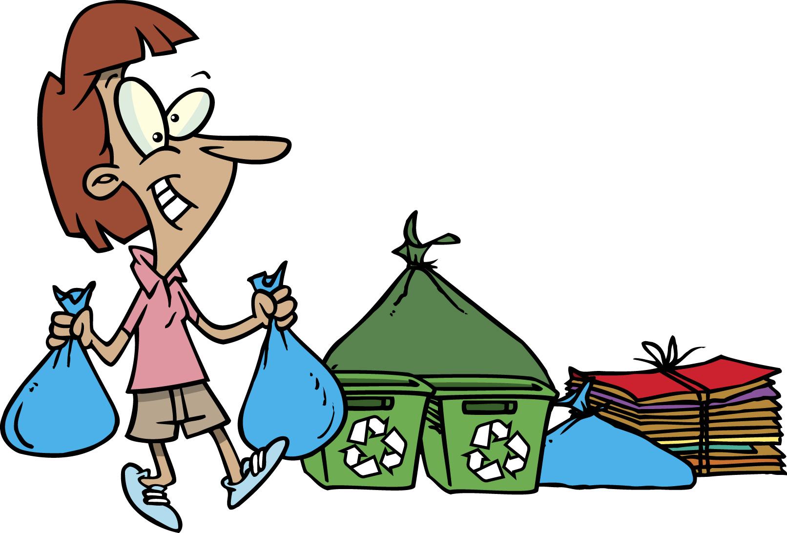 Landfill Cliparts