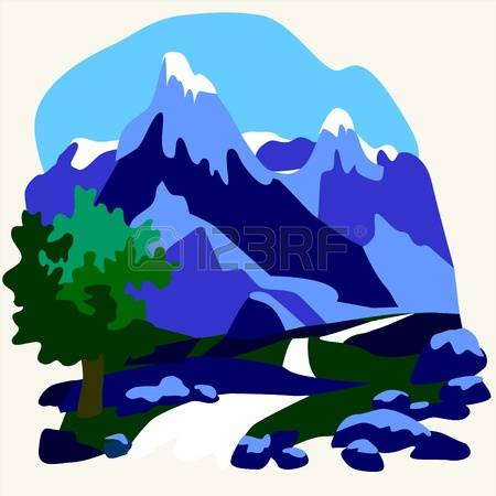450x450 Peak Clipart Mount Everest